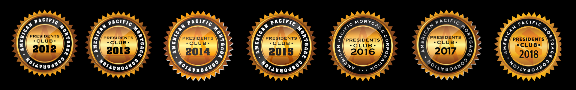 Presidents Club Banner
